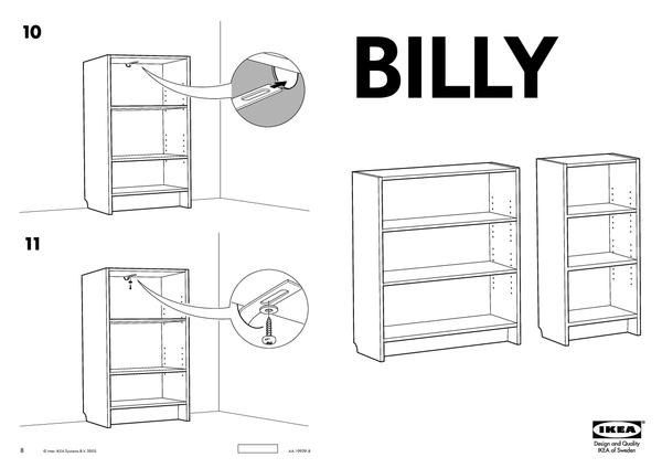 billy boekenkast